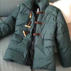 Gorgeous Forrest Green Moncler
